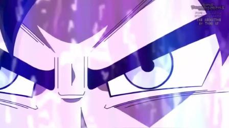 粉丝动画龙珠英雄第15集:自在极意悟空VS超级哈兹