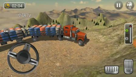 最新挖掘机视频表演1004大卡车运输挖土机+挖机工作+工程车