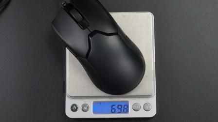 量产非打孔最轻游戏鼠标:Razer Viper开箱拆解