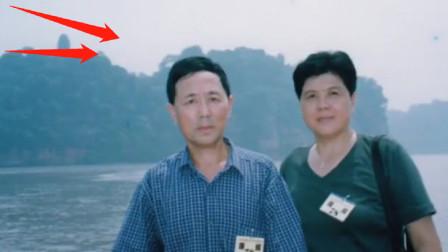 90岁老人四川旅游请人帮忙拍了张照片获得政府280万奖励