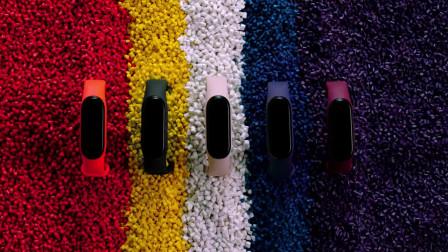 小米手环4,世界销量第一的手环