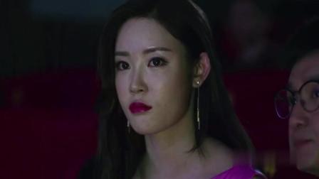 本以为是和江寒约会的尹菲菲,发现来人却是胡可