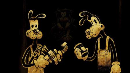 【电玩先生】《班迪与墨水机器》(二周目剖析向)EP06:鲍里斯。鲍里斯?鲍里斯!