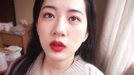 """上海网友分享自己做埋线双眼皮手术过程,表示""""打麻药好疼""""呀!疼也是值得!"""