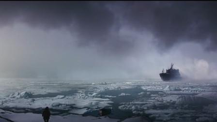 三十极夜:南极黑夜长达30天,却来了一群吸血鬼,人类毫无反抗
