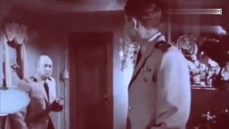 经典电影《海鹰》精彩片段, 音乐真是神助攻, 一代人的回忆!