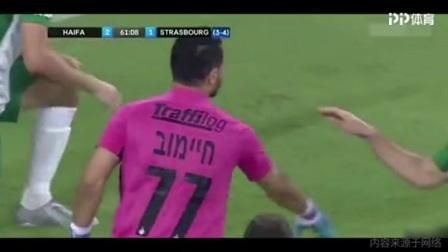 反应神速!欧联比赛中门将上演逆天三连扑 老天都哭了