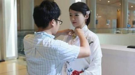 """日本""""美女机器人""""去掉衣服硅胶后的样子,网友:果然很逼真!"""