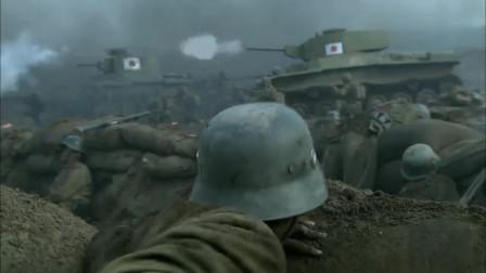 长沙保卫战:士兵冒死炸坦克,直接断了鬼子活路!