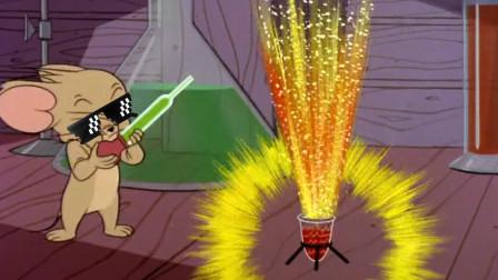 猫和老鼠搞笑四川话:汤姆猫大战超能力老鼠?这配音喜感笑的肚儿痛