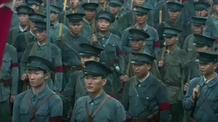 """建军大业:张艺兴""""中枪""""的演技太棒了!让人揪心!"""