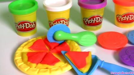 益智玩具:和宝宝一起用橡皮泥做各种小蛋糕吧,练习宝宝动手能力