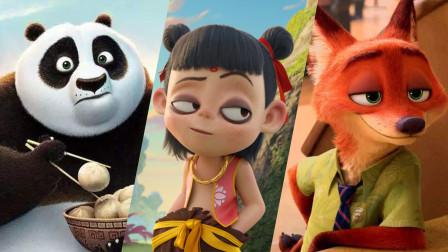 国内动画电影票房TOP5,逆天《哪吒》破迪士尼记录,国漫喜提冠军