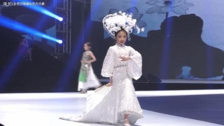第三季完美童模 中国风 唐佳仪