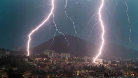 触怒神灵被惩罚?美丽山村屡遭雷击,每次都有人被雷劈!