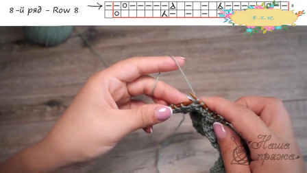 套头毛衣新款图案编织教程,2针简单花样教程!