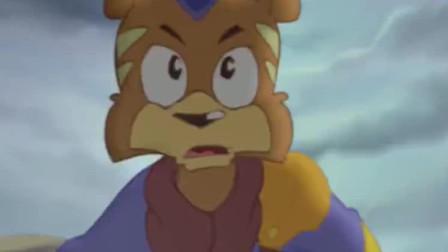 虹猫蓝兔七侠传:五剑合璧,这一仗差点打出了大结局的感觉,过瘾