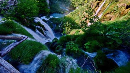 克罗地亚十六湖:去过那里的中国人都说,那不是欧洲的九寨沟嘛?