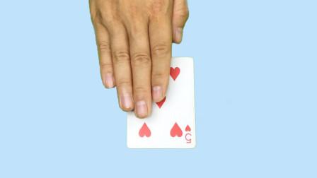 神奇魔术:摸牌变点!方法简单易学,揭秘后真简单