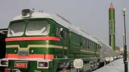 俄罗斯幽灵列车将重启,可配装6枚洲际导弹,敌军麻烦来了