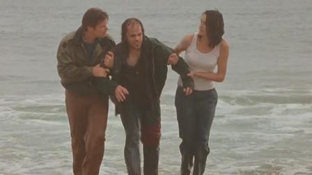 极度深寒:3人劫后余生,神秘小岛的一声巨吼,如今20年了还没出续集