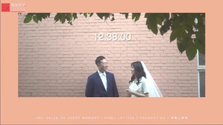 像素格子Studio出品:一对相爱相撕的摩羯夫妻(婚礼快剪)