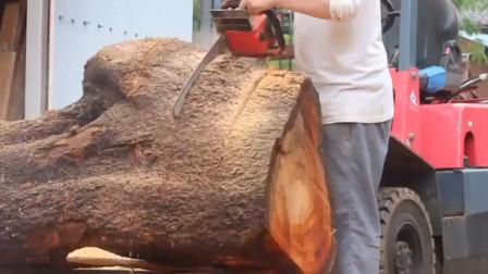 """男子用木头做""""网红杯"""",每天量产几百个,独门技术年收入7位数"""