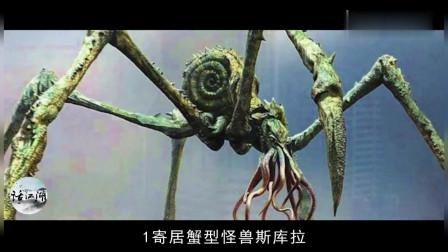 《哥斯拉怪兽之王》3头非主角怪兽,有望登场《哥斯拉大战金刚》