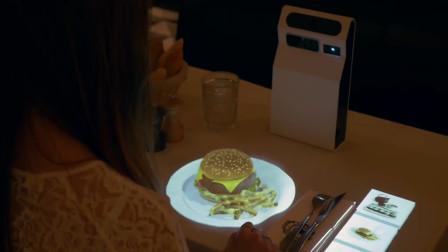 AR餐馆,让你实在点餐,再也不会被新奇的菜名坑了