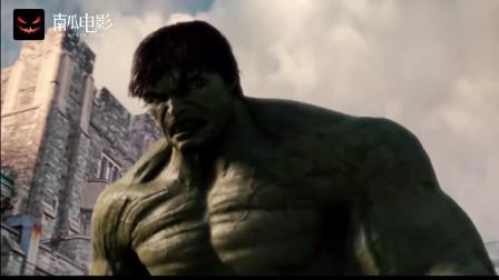 无敌浩克:小伙被军队包围,不料竟化身绿巨人疯狂