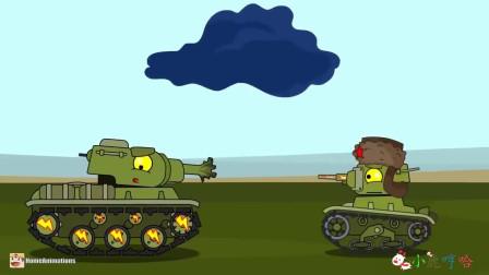 坦克世界搞笑系列:坦克界的M系坦克雨神,可以召唤云彩呼风唤雨!