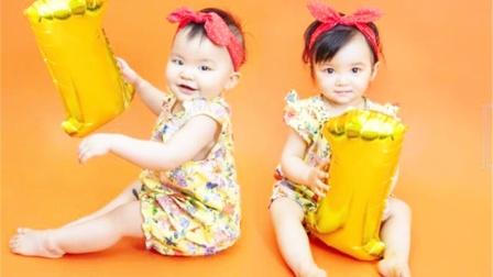 熊黛林晒两女儿一岁照,差异越来越明显,粉丝却在评论提郭富城