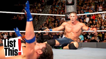 WWE夏季狂潮大赛历史上 五个令人唏嘘的失利