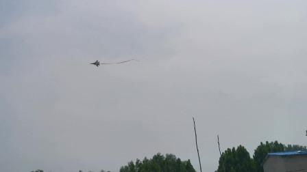 苏27 苏37 遥控航模飞机战斗机飞行视频