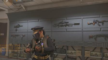 《实战演示》全境封锁2 流亡者副本挑战 波托马克活动中心 狂鹰流配装 匹配队伍 实测记录