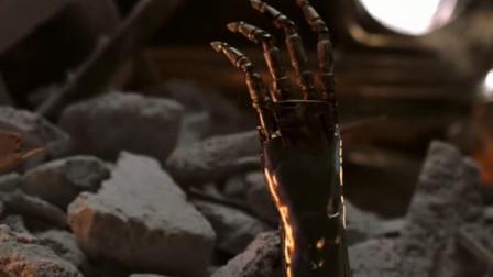 终结者:美女终结者酷炫登场,美丽皮囊下竟是恐怖机械