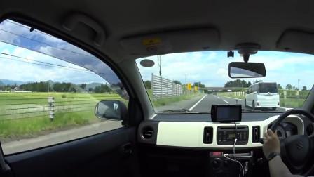 印象深刻 5速铃木微型车竟在高速公路行驶时速120km/h