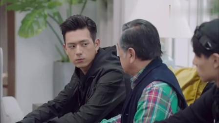 亲爱的热爱的:爷爷:你想不想结婚?韩商言:想,想想想!