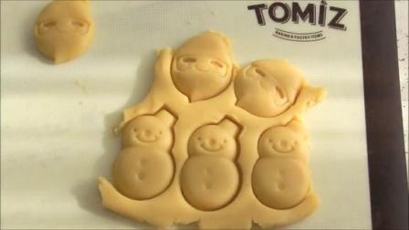 烘焙 圣诞曲奇饼干套餐