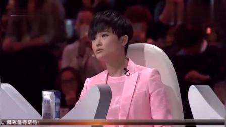 李健台上点评选手飙英语,李宇春直言害怕,真不愧是清华大才子