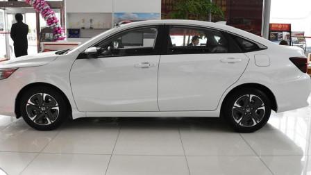 本田又出好车,口碑超朗逸油耗5L,6月销量超大众POLO,售8.28万