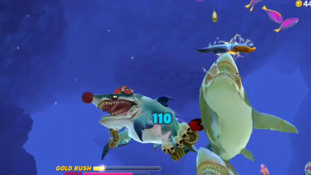 饥饿鲨世界:僵尸鲨的僵尸随从能维持多长时间?