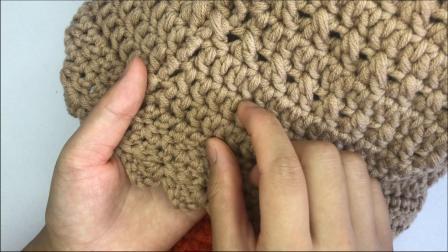 绒尚手工-中老年帽子手工编织基础视频教程多款式视频