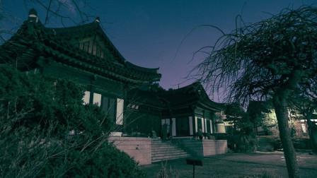 【语文大师】夜宿山寺——唐 李白