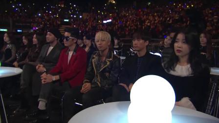 """台下都是韩国明星,中国歌手一开口:不好意思我是来""""砸场子""""的"""