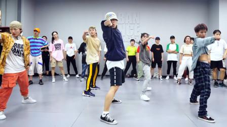 小孟 编舞《Zayion McCall》Urban Dance Studio 都市编舞工作室