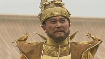 郑和下西洋:新都紫禁城竣工,朱棣带领臣工一起迁都,朱棣:天上人间