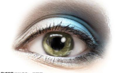 彩铅写实——详细人物五官眼睛