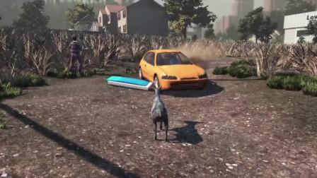 模拟山羊 宣传片