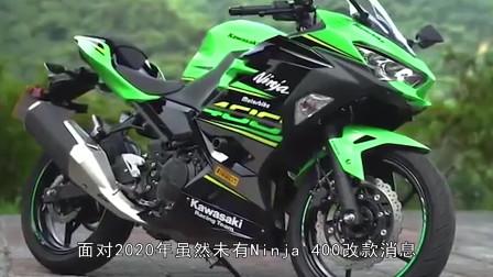 川崎KAWASAKI Ninja 400新色亮相,立即受到许多玩家青睐